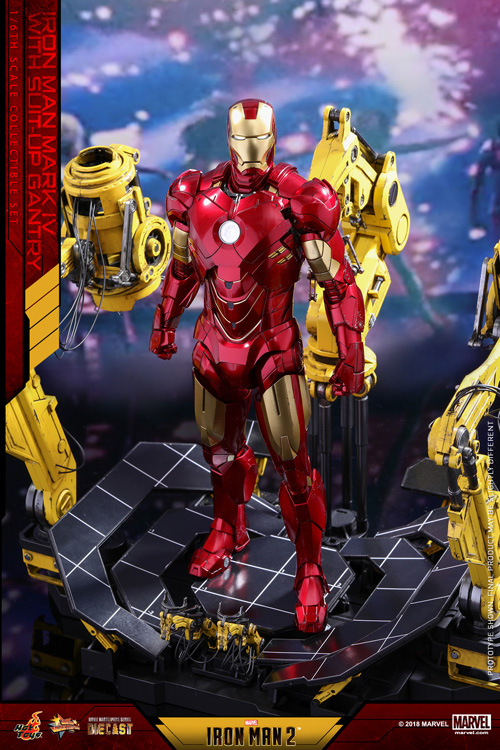 FROM JAPAN Nendoroid  284 Iron Man Mark 7 Brave/'s Version The Avengers Good...