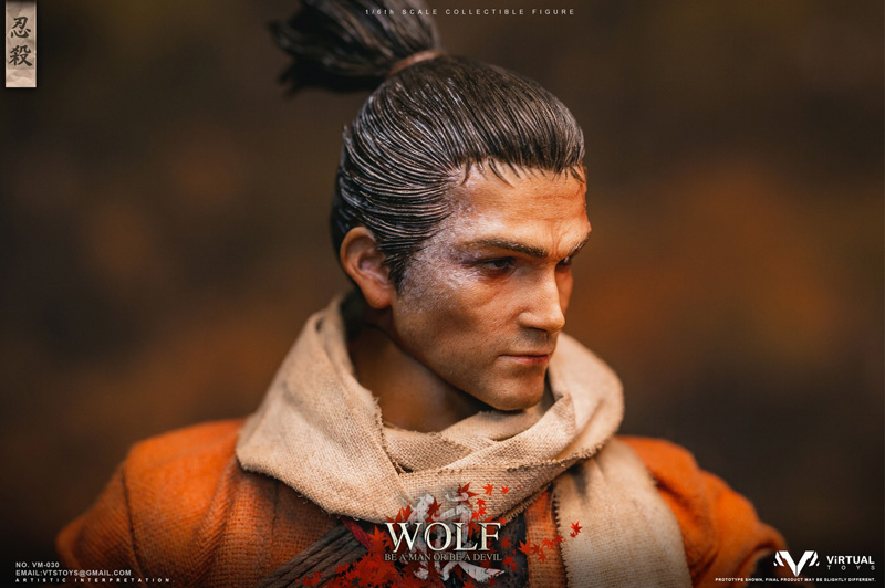 VTS - VM-030DX - The Wolf of Ashina (Deluxe Edition) - The