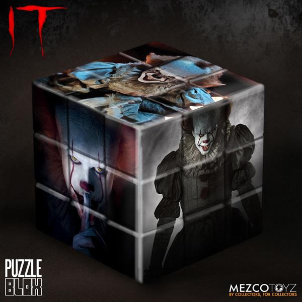 Картинки по запросу Puzzle Blox - IT - Pennywise (2017 Movie)