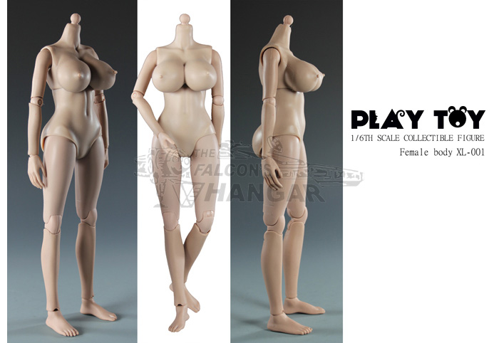 Are Play toy female body with you