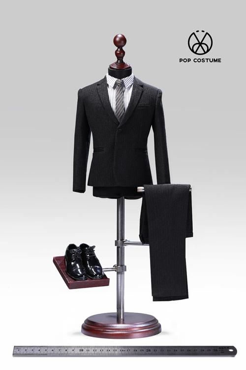 6a28cb91acbf4 Pop Toys - POP-X28-A - Standard Western-style Striped Suit A - The ...