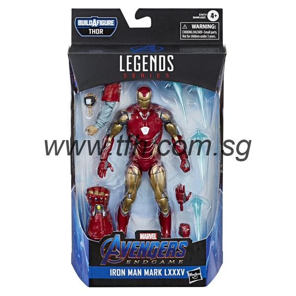 Hasbro - Marvel Legends Series - Avengers: Endgame Series 3 - Iron
