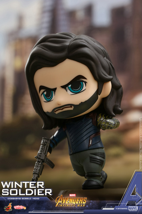 Hot Toys - Cosbaby (S) Bobble-Head COSB466 - Avengers