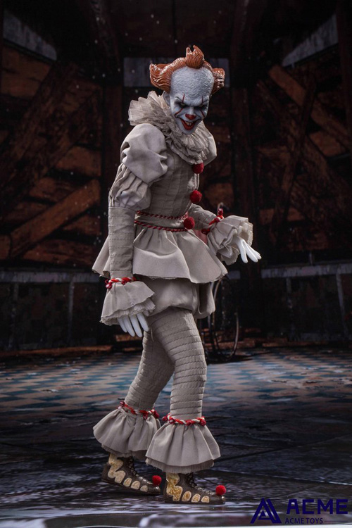 Acme Toys - 1/6th Scale Collectible Figure - The Clown - The